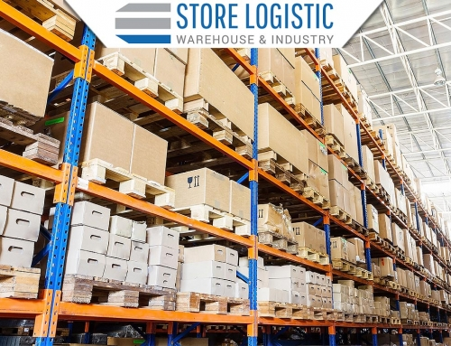 STORE LOGISTIC imagine noua web site nou